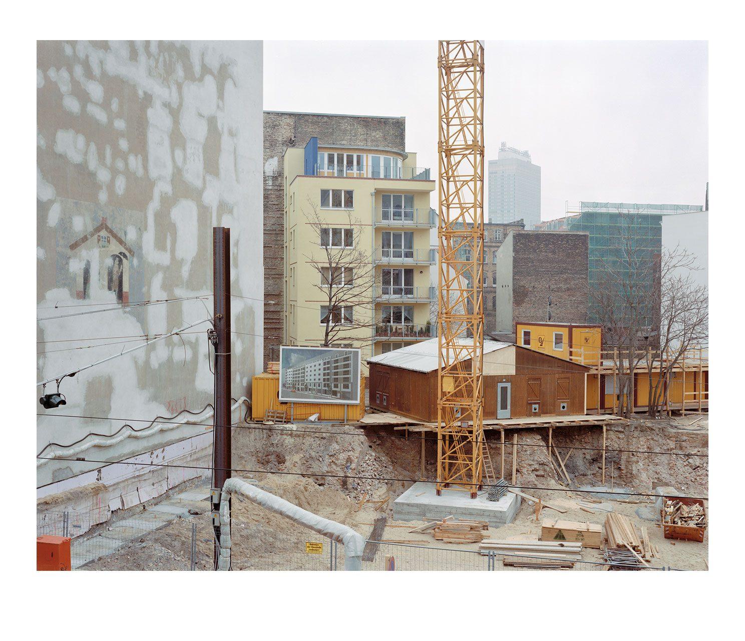 Stadt #15, Rosenthaler Strasse, 1997