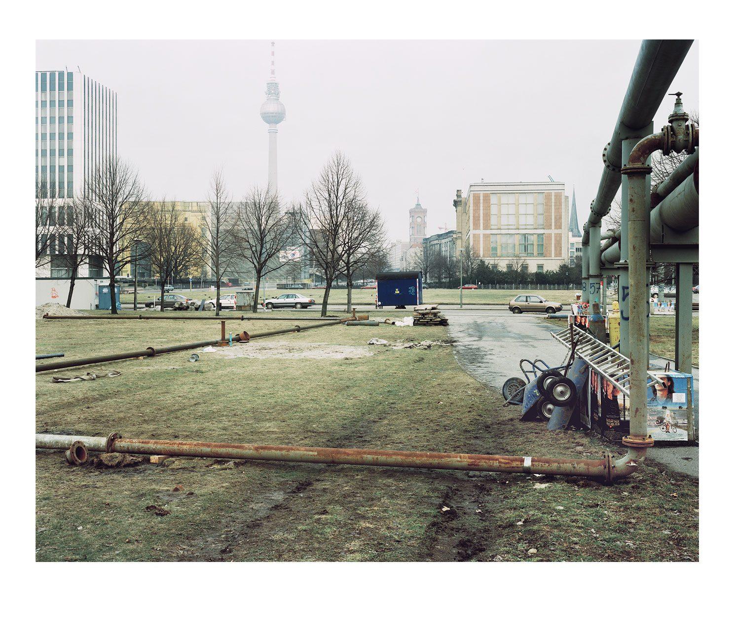 Stadt #01, Werderscher Markt, 1994